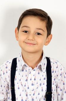 6 Yaþ Erkek Çocuk Oyuncu - Ali Eser Pehlivan