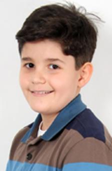 9 Yaþ Erkek Çocuk Manken - Boran Ýnan Alp