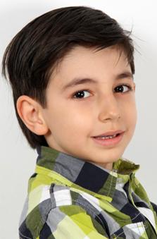7 Yaþ Erkek Çocuk Manken - Ýbrahim Hakan Özkan