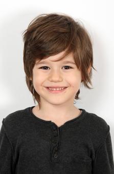 Erkek Çocuk Manken - Ahmet Mete Mumcu