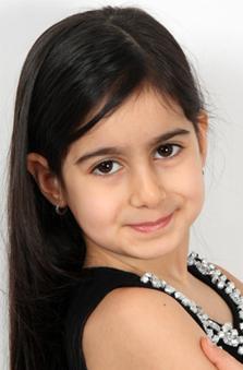 6 Yaþ Kýz Çocuk Oyuncu - Asya Fidan
