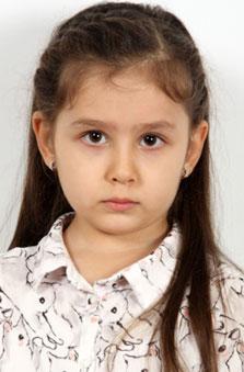 5 Yaþ Kýz Çocuk Manken - Eylül Su Çakýr