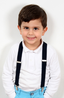 4 Yaþ Erkek Çocuk Oyuncu - Ahmed Asil Akan