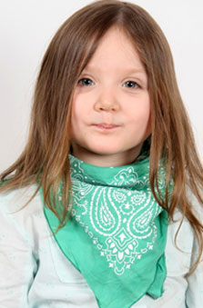 4 Yaþ Kýz Çocuk Cast - Ada Özcan