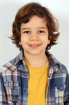 6 Yaþ Erkek Çocuk Manken - Efe Özer