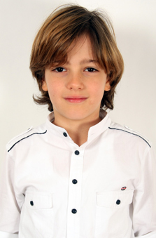 8 Yaþ Erkek Çocuk Manken - Emir Özer