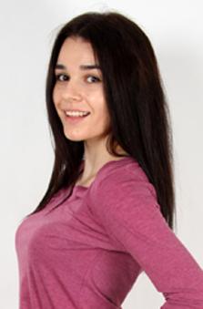 20 - 25 Yaþ Bayan Fotomodel - Alina Silchukova