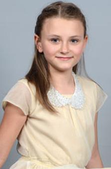 10 Yaþ Kýz Çocuk Manken - Maria Kramarenko