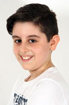 12 Yaþ Erkek Çocuk Manken - Bilal Cömert