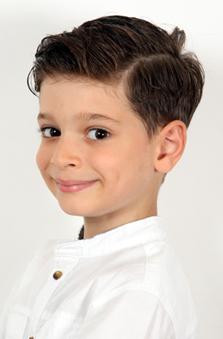 6 Yaþ Erkek Çocuk Oyuncu - Atilla Poyraz Külcü