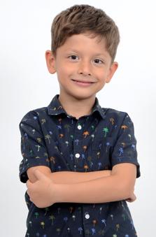 7 Yaþ Erkek Çocuk Manken - Kayra Çakýr
