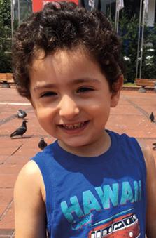 3 Yaþ Erkek Çocuk Manken - Ali Emir Yazgan
