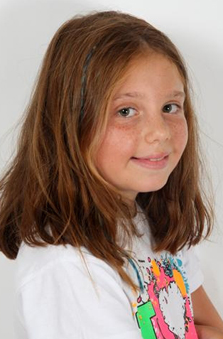 13 Yaþ Kýz Çocuk Manken - Lisa Dorlevi