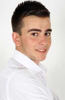 15 - 19 Yaþ Erkek Fotomodel - Ahmet Paltalý