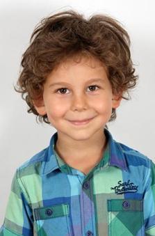 Erkek Çocuk Manken - Alihan Türkdemir