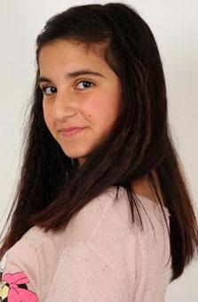 13 Yaþ Kýz Çocuk Cast - Fatma Ersözlü