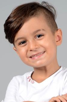 4 Yaþ Erkek Çocuk Manken - Muhammed Yusuf Vergili
