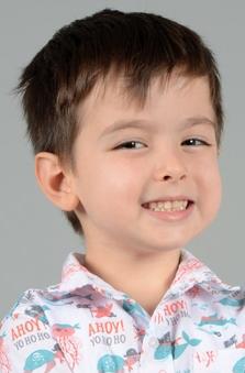 6 Yaþ Erkek Çocuk Manken - Berke Kývrak