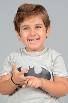 4 Yaþ Erkek Çocuk Cast - Deniz Pehlivan