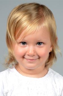 2 Yaþ Kýz Çocuk Manken - Ela Kara