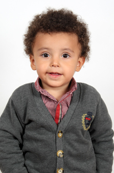 3 Yaþ Erkek Çocuk Manken - Ali Amir Yolaçan