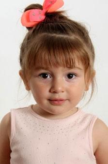 2 Yaþ Kýz Çocuk Manken - Elif Ada Seçgin
