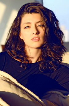 Bayan Oyuncu - Elif Merve Çolak