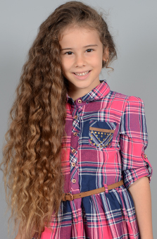 7 Yaþ Kýz Çocuk Cast - Irmak Valeriya Dinamit