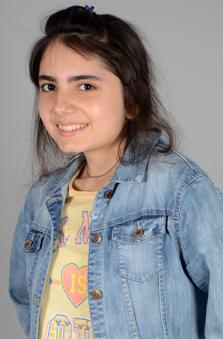 14 Yaþ Kýz Çocuk Cast - Sakine Zeynep Eroðlu