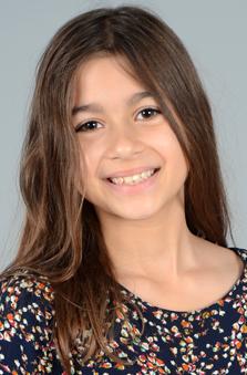 8 Yaþ Kýz Çocuk Manken - Aleyna Kemal