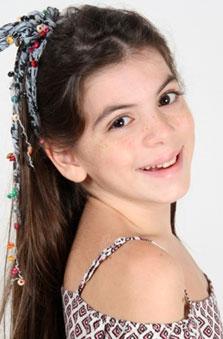 11 Yaþ Kýz Çocuk Cast - Elif Sevinç