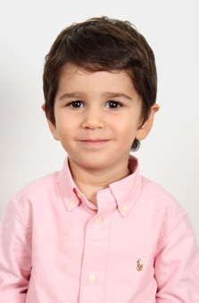 3 Yaþ Erkek Çocuk Manken - Ali Yaman Cengiz