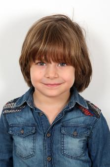 6 Yaþ Erkek Çocuk Oyuncu - Ege Topal