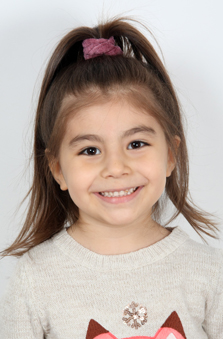5 Yaþ Kýz Çocuk Cast - Aylin Melina Çýnar