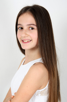 11 Yaþ Kýz Çocuk Cast - Melisa Aliakar