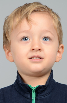 3 Yaþ Erkek Çocuk Manken - Berat Kocabýyýk
