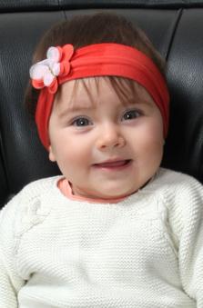 1 Yaþ Kýz Çocuk Manken - Alya Akçay