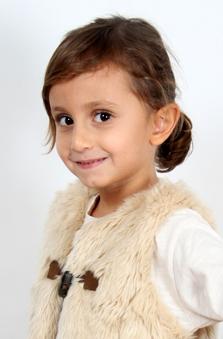 5 Yaþ Kýz Çocuk Manken - Beren Su Ergün