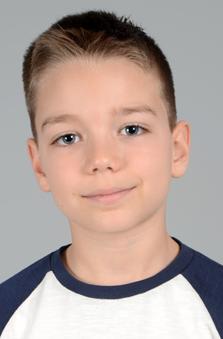 9 Yaþ Erkek Çocuk Manken - Erin Ademoðlu