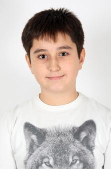 11 Yaþ Erkek Çocuk Manken - Arda Yiðit