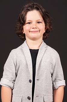 6 Yaþ Erkek Çocuk Manken - Kerim Tuna Kaba