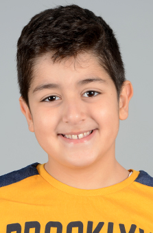 9 Yaþ Erkek Çocuk Manken - Ali Hasan Kaya
