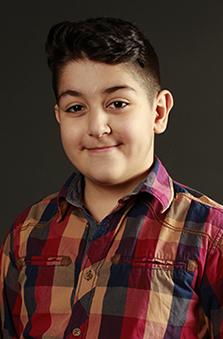 11 Yaþ Erkek Çocuk Oyuncu - Ali Hasan Kaya