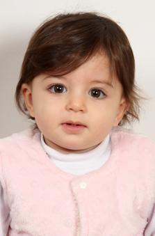 1 Yaþ Kýz Çocuk Cast - Esma Zeynep Sevinçkan