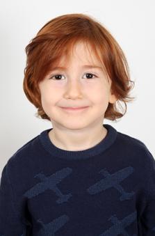4 Yaþ Erkek Çocuk Cast - Mert Ali Maden