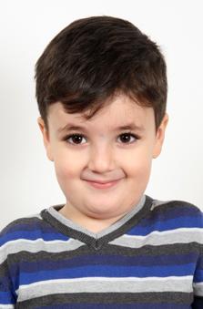 4 Yaþ Erkek Çocuk Cast - Duran Alp Gül