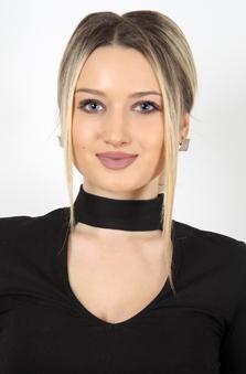 20 - 25 Yaþ Bayan Fotomodel - Anastasia Dimitrovici