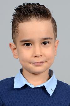 7 Yaþ Erkek Çocuk Manken - Eren Taþpýnar