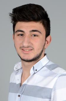 15 - 19 Yaþ Erkek Cast - Ahmet Caner Karakoç