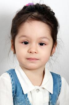 2 Yaþ Kýz Çocuk Manken - Ceylin Ada Güney